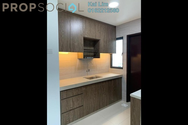 For Rent Condominium at Symphony Tower, Balakong Freehold Unfurnished 3R/2B 1.2k