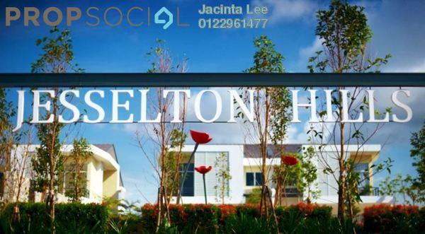 For Sale Semi-Detached at Jesselton Hills, Bukit Mertajam Freehold Unfurnished 6R/5B 567k