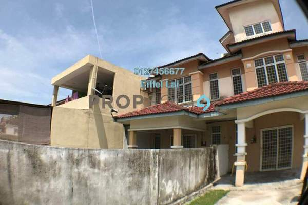 For Rent Terrace at La Cottage, Puchong Freehold Unfurnished 5R/2B 1.2k