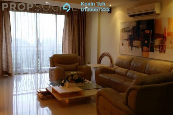 For Sale Condominium at Sutramas, Dutamas Freehold Fully Furnished 4R/4B 1m