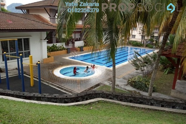 For Rent Serviced Residence at Indah Condominium, Damansara Damai Freehold Fully Furnished 3R/2B 1.2k