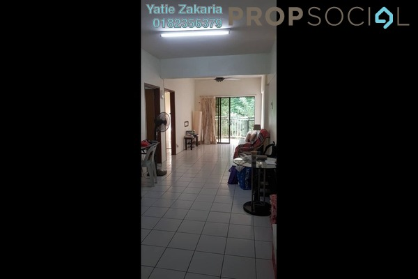 For Rent Condominium at Ixora Apartment, Kepong Freehold Semi Furnished 3R/2B 899translationmissing:en.pricing.unit