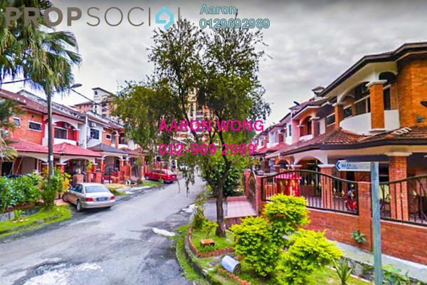 For Rent Terrace at Bukit Sungai Long 1, Bandar Sungai Long Freehold Fully Furnished 4R/3B 2.3k