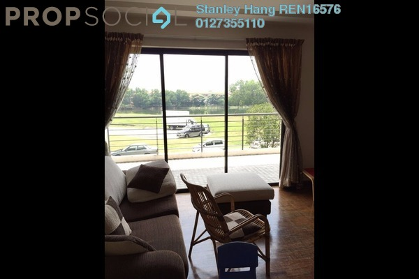For Sale Terrace at Lake Edge, Puchong Leasehold Semi Furnished 5R/5B 1.55m