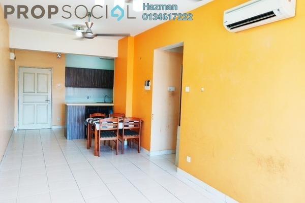 For Sale Condominium at 1 Petaling, Sungai Besi Leasehold Semi Furnished 3R/2B 368k