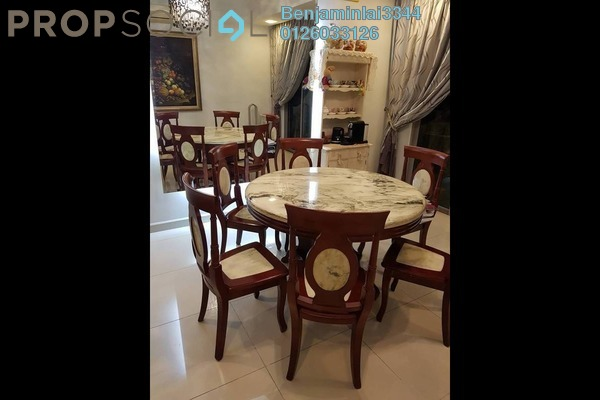 For Rent Terrace at Zenia, Desa ParkCity Freehold Fully Furnished 4R/5B 6.5k
