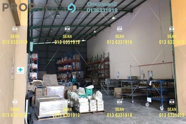 For Rent Factory at Jalan Meru, Klang Freehold Semi Furnished 0R/0B 8.5k