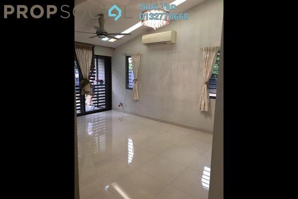 For Rent Terrace at Taman Bidara, Selayang Freehold Semi Furnished 4R/2B 2.3k