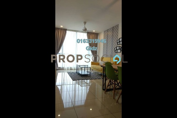 For Sale Serviced Residence at South View, Bangsar South Freehold Fully Furnished 2R/2B 950k
