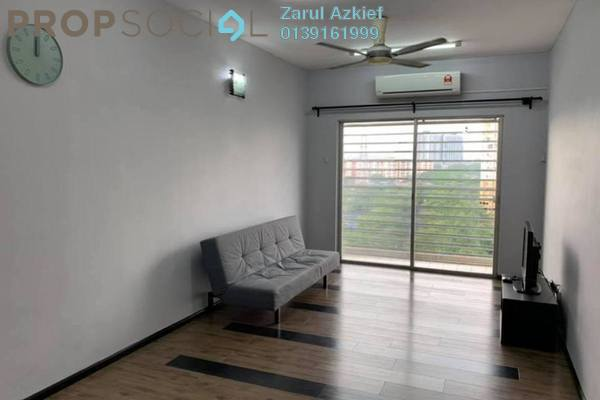 For Sale Condominium at Casa Idaman, Jalan Ipoh Freehold Fully Furnished 3R/2B 430k