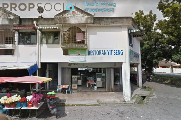 For Rent Shop at Taman Bukit Mewah, Kajang Freehold Unfurnished 0R/0B 3k