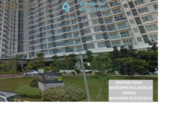 For Rent Condominium at Desa Green Serviced Apartment, Taman Desa Freehold Fully Furnished 2R/2B 1.8k