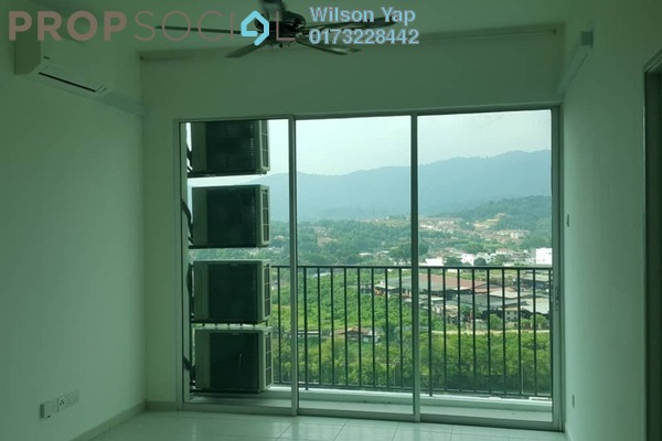 For Rent Serviced Residence at The Zizz, Damansara Damai Freehold Semi Furnished 4R/2B 1.5k