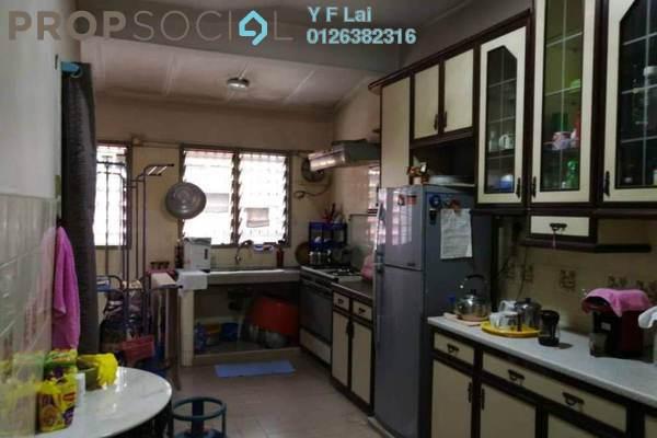 For Sale Terrace at Bandar Baru Sri Petaling, Sri Petaling Freehold Semi Furnished 4R/3B 668k