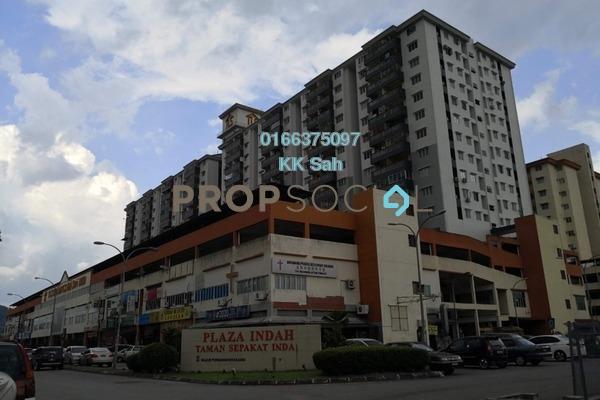 For Rent Condominium at Plaza Indah, Kajang Freehold Semi Furnished 3R/2B 850translationmissing:en.pricing.unit