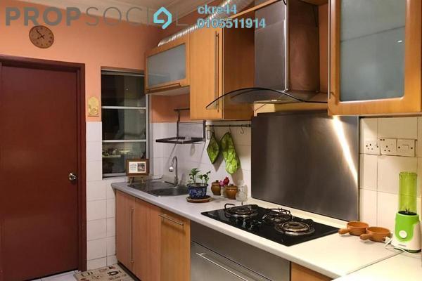 For Sale Condominium at Vista Tasik, Bandar Sri Permaisuri Freehold Fully Furnished 3R/2B 650k