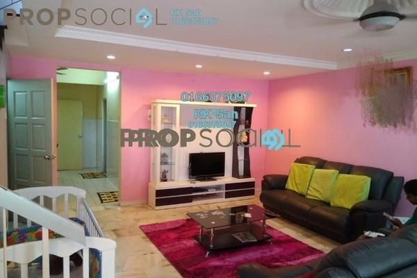 For Sale Terrace at Section 6, Bandar Mahkota Cheras Freehold Semi Furnished 4R/3B 560k