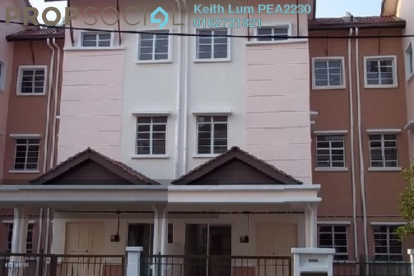 For Sale Superlink at Ukay Perdana, Ukay Freehold Semi Furnished 5R/4B 1.1m