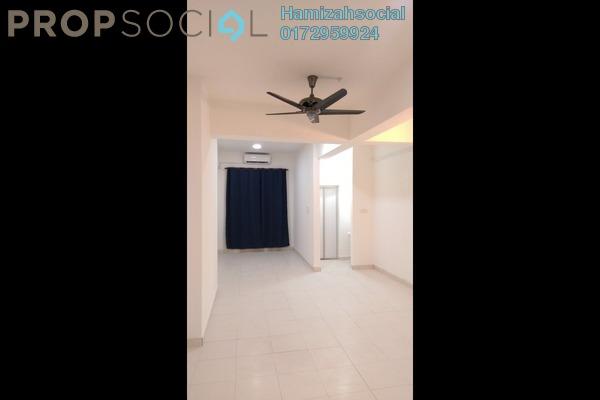 For Sale Condominium at Alam Sanjung, Shah Alam Freehold Semi Furnished 0R/1B 230k
