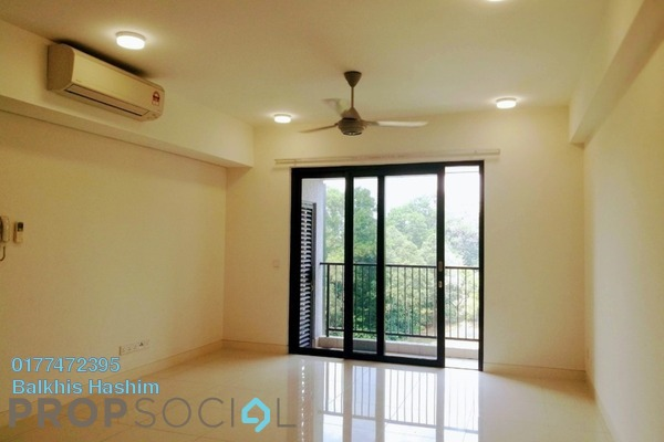 For Rent Serviced Residence at Radia Residences, Bukit Jelutong Freehold Semi Furnished 1R/1B 1.3k