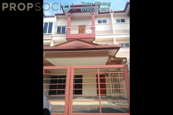 For Sale Terrace at Taman Bukit Serdang, Seri Kembangan Freehold Semi Furnished 4R/5B 1.1m