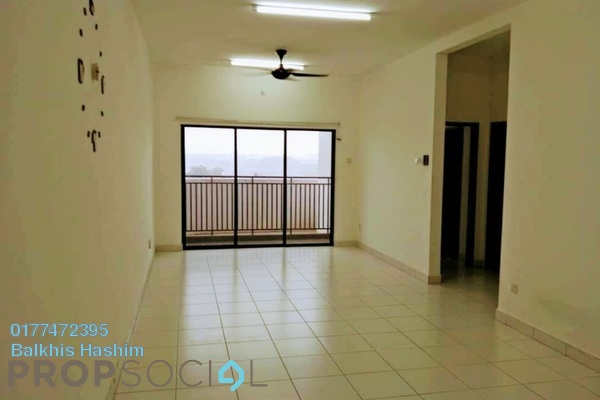 For Sale Serviced Residence at Metia Residence, Shah Alam Freehold Semi Furnished 3R/2B 430k