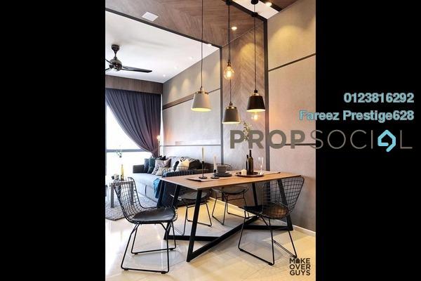 For Rent Condominium at Residensi Sefina, Mont Kiara Freehold Fully Furnished 3R/3B 5.8k