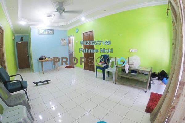 For Sale Apartment at Desa Putra, Batu Caves Freehold Semi Furnished 3R/2B 285k