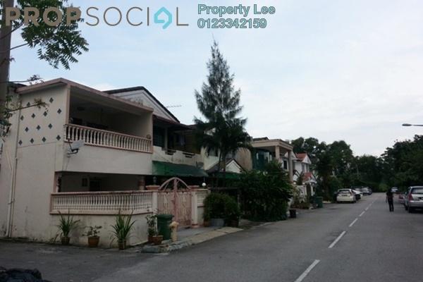 For Rent Terrace at Taman Mastiara, Jalan Ipoh Freehold Unfurnished 4R/3B 1.5k