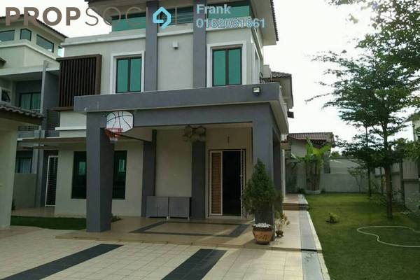 For Sale Semi-Detached at Ivory Villas, Mantin Freehold Semi Furnished 6R/7B 980k