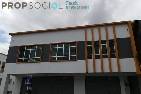 For Sale Shop at S2 Heights, Seremban 2 Freehold Unfurnished 0R/0B 1.15m
