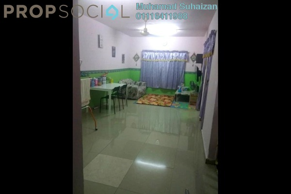 For Rent Apartment at Idaman Apartment, Damansara Damai Freehold Unfurnished 3R/1B 780translationmissing:en.pricing.unit