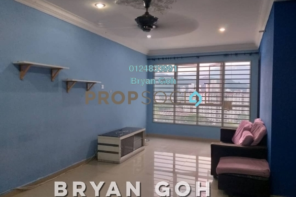 For Rent Apartment at Central Park, Green Lane Freehold Semi Furnished 3R/2B 1.2k