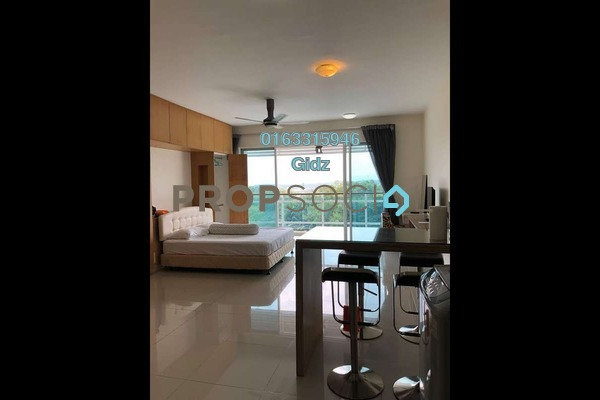 For Sale Serviced Residence at Oasis Ara Damansara, Ara Damansara Freehold Fully Furnished 0R/1B 500k