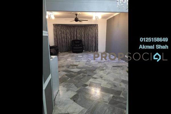 For Rent Apartment at Riverdale Park, Bukit Antarabangsa Freehold Semi Furnished 3R/2B 1.2k