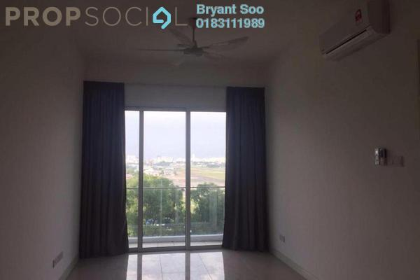 For Sale Condominium at Desa Green Serviced Apartment, Taman Desa Freehold Semi Furnished 1R/1B 410k