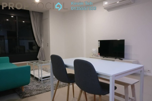 For Rent Condominium at Arcoris, Mont Kiara Freehold Fully Furnished 1R/1B 3.5k