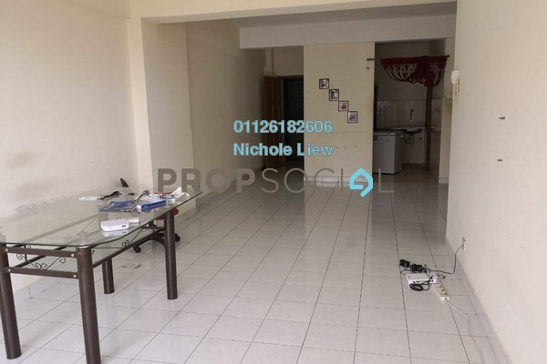 For Rent Apartment at Pusat Perindustrian Sungai Chua, Kajang Freehold Semi Furnished 3R/2B 850translationmissing:en.pricing.unit
