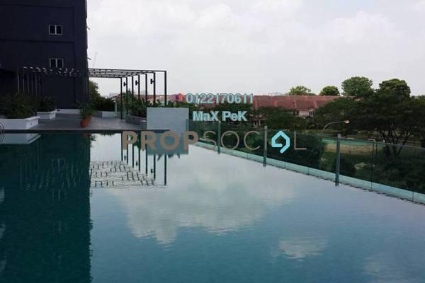 For Rent Condominium at Silk Residence, Bandar Tun Hussein Onn Freehold Semi Furnished 3R/2B 1.26k