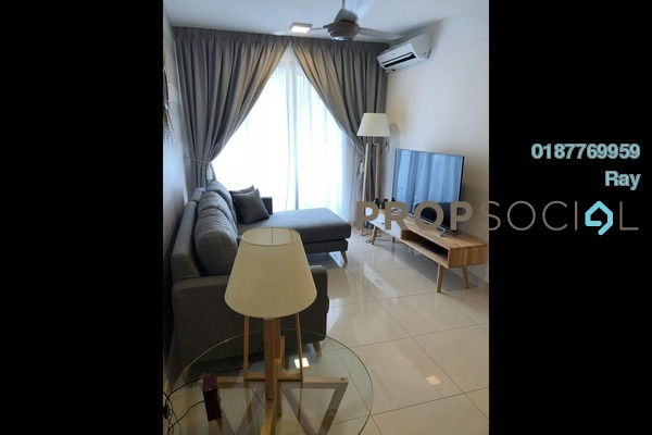For Rent Condominium at Nadayu62, Melawati Freehold Fully Furnished 3R/2B 2.5k