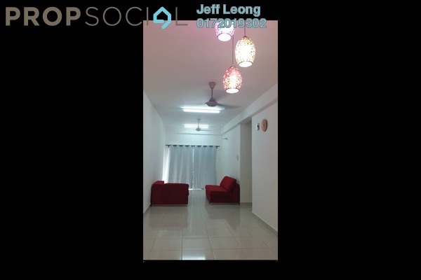 For Rent Condominium at BSP 21, Bandar Saujana Putra Freehold Semi Furnished 0R/1B 450translationmissing:en.pricing.unit