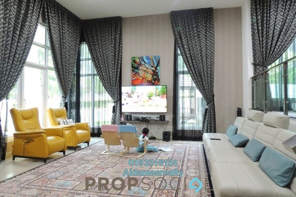 For Sale Semi-Detached at Clover @ Garden Residence, Cyberjaya Freehold Fully Furnished 4R/4B 2.2m