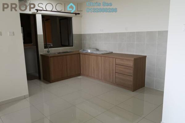 For Rent Condominium at Suria Putra, Bukit Rahman Putra Freehold Semi Furnished 2R/2B 1.35k