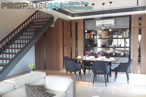 For Sale Terrace at Aquila @ Alam Sutera, Kuala Selangor Freehold Unfurnished 4R/3B 495k