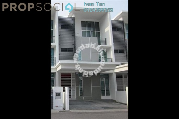 For Sale Terrace at 327 Persiaran Ritchie, Ampang Hilir Freehold Semi Furnished 5R/4B 1.35m