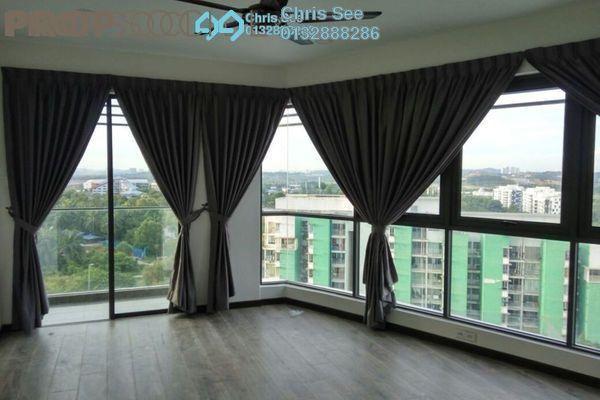For Sale Condominium at Cristal Residence, Cyberjaya Freehold Semi Furnished 4R/3B 700k