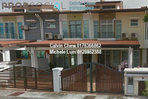 For Sale Terrace at Taman Cheras Idaman, Bandar Sungai Long Leasehold Unfurnished 4R/3B 800k
