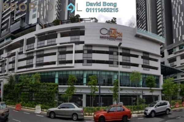 For Sale Condominium at CitiZen, Old Klang Road Freehold Unfurnished 3R/2B 660k