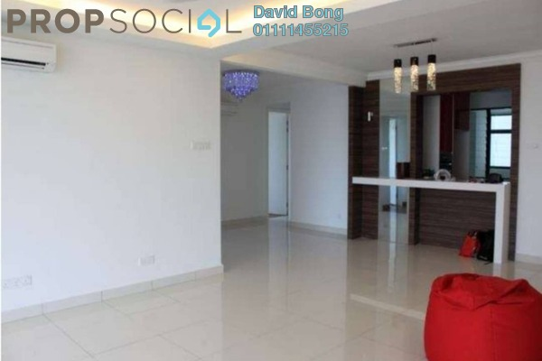 For Rent Condominium at Papillon Desahill, Taman Desa Freehold Fully Furnished 3R/3B 5k