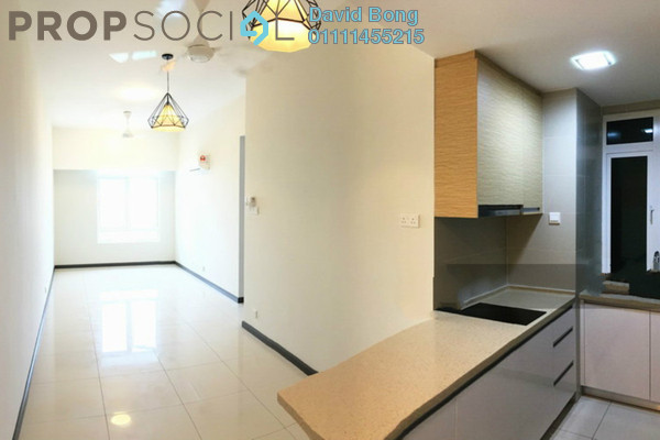 For Sale Condominium at D'Sands Residence, Old Klang Road Freehold Semi Furnished 2R/2B 530k